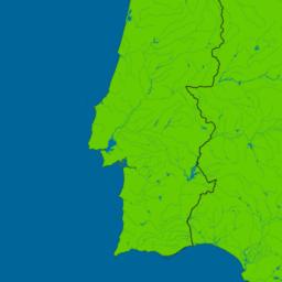 Karta Europa Portugal.Radar Portugal E Europa Radares Meteorologicos Portugal Chuvas